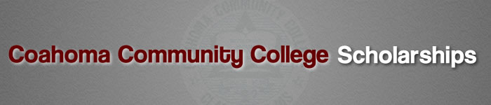 CCC Scholarship Banner