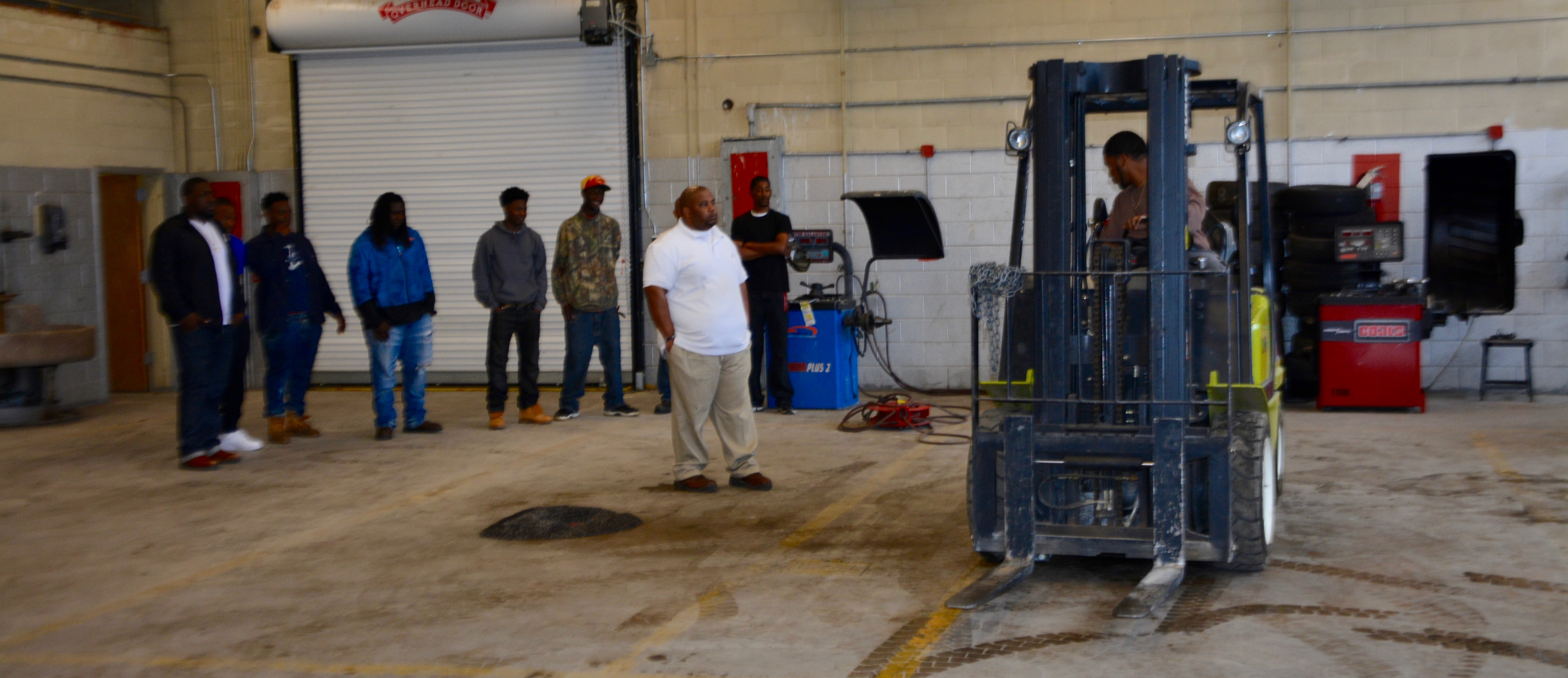 Ccc equips tigers with forklift national certification 1betcityfo Images