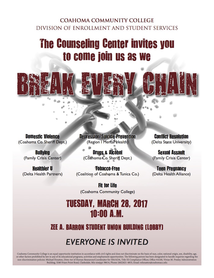 Ccc To Host Break Every Chain Event