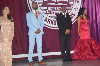 Mr. and Miss CCC Contestants 2019