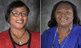 Employees of the Month for February 2019