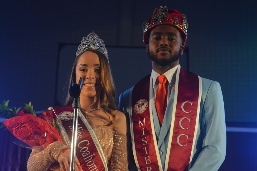 Furr and Haygood, Mr. and Miss CCC 2019