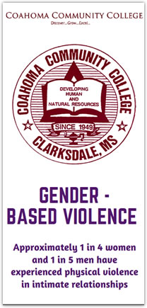 Gender-Based Violence Brochure