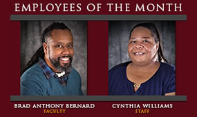 Employees of the Month February 2018