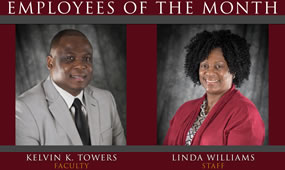 Employees of the Month - March 2018
