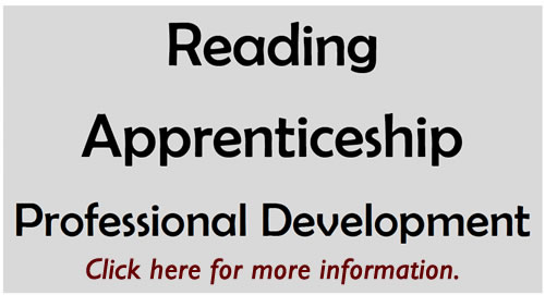 Reading Apprenticeship Professional Development