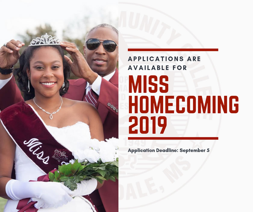 Miss Homecoming Application